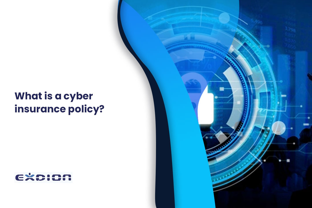 What is a cyber insurance policy?